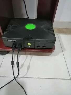 Xbox caja clasica