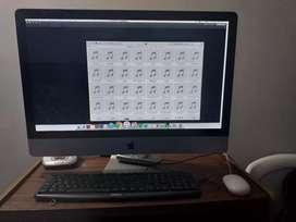 Mac de escritorio 27 - inch mid 2011