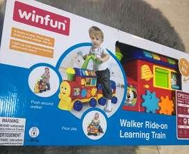 Winfun tren nuevo en caja