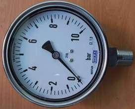 Manometro de aguja  Wika Mod. 232.50.100