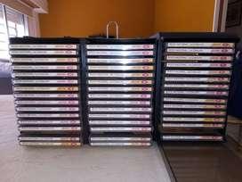 Coleccion Rock Nacional Argentino completa 44 discos sin uso