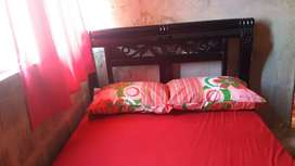 Vendo cama doble