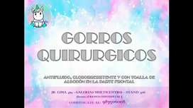 GORROS QUIRÚRGICOS
