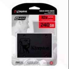 Disco Estado Solido Kingston A400 240gb Original 3 años de garantía iva incluido