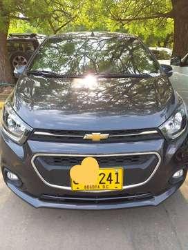 Chevrolet Beat Premier 2019, único dueño