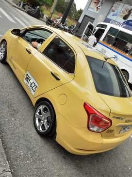 Vendo taxi Grand i10