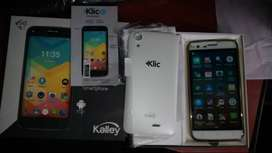 Vendo celular Kalley Klic 5+