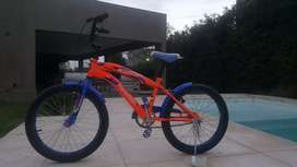 Impecable bici