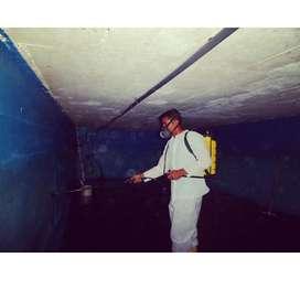 Lavado Y Desinfectado de Tanques de Agua