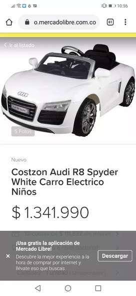 Carro audi spyder