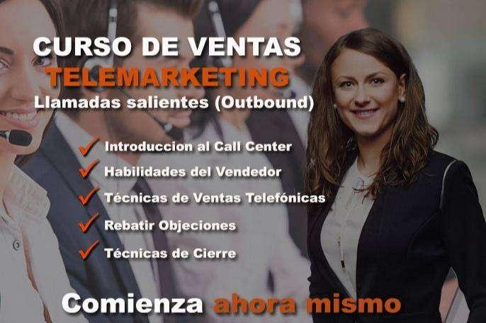 CURSO DE VENTAS Y CALL CENTER 0