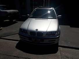 VENDO-PERMUTO-FINANCIO/BMW 325i 2002 ejecutiva.