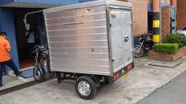 Se venden moto carguero