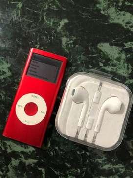 Ipod nano edicion especial / audio mp3 reproductor musica
