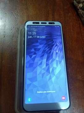 Vendo Samsung J8 libre de fabrica impecable