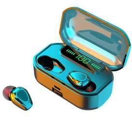 Audífono Bluetooth V5.0 Con Micrófono, Control Táctil MR-G20