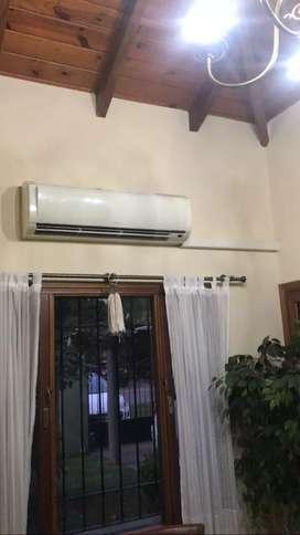 Aire 6000 frío calor muy bueno