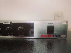 Super crossover Audio Pro
