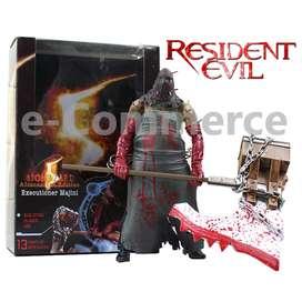 Figura Resident Evil Verdugo  Play 4 figura Terror Ps4 Ps3 Xbox One
