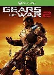Gears of war 2 Xbox one/Xbox 360