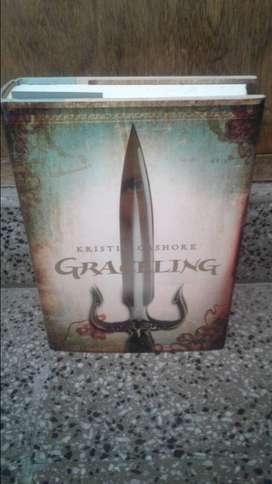 Graceling-Libro de Kristine Cashore en inglés