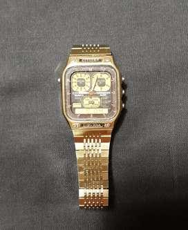 """Reloj Citizen """"Robot Face"""" Vintage"""