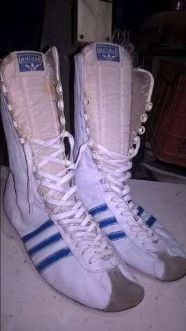 zapatillas de boxeo.adidas