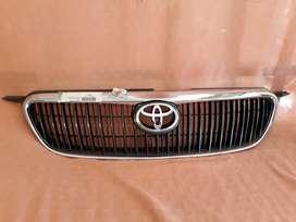 Parrilla Rejilla Toyota Corolla 2006