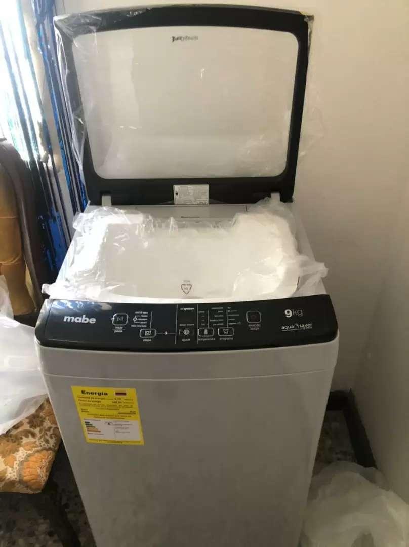 Super lavadoras automaticas mabe 9kg $990