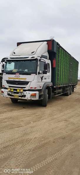 Vendo camión Fuso fj