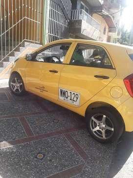 Vendo Taxi KIA ION 2017