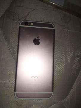 Vendo o permuto iphone 6s rosa 16 gb