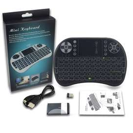 Mini  Teclado para  TV Bluetooth, TV Box, Remoto Control Air Mouse