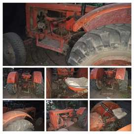 Vendo tractor hanomag