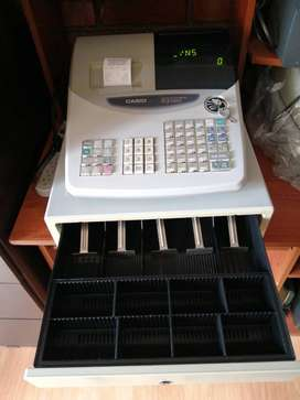 Caja Registradora Casio PCR T465