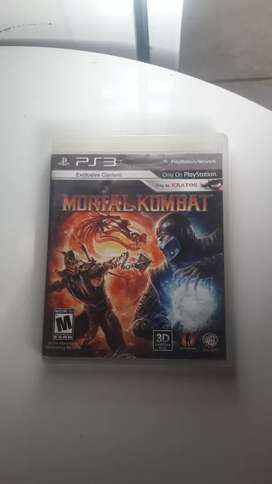 Mortal Kombat de Ps3