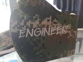 CS ENGINEER WOMAN / MUJER - Vestidos en Jeans y en Drill