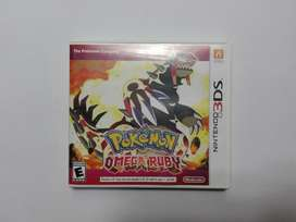 Pokémon Rubí Omega - Nintendo 3DS