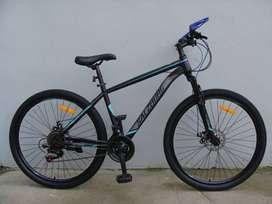 Bicicleta Aro 27 De Cromoly