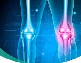 No + dolor de rodillas