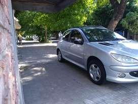 206 Xs Premium 2008 GNC de 5ta