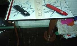 linda mesa multiusos para estudio