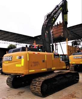 Excavadora 210G LC John Deere