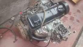 Vendo motor Volkswagen  para  Amazón  o Gol poco tiempo de reparado