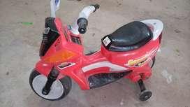 Moto electrica recargable