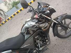 Vendo moto nueva Honda CB 110 modelo 2021 con todos los papeles único dueño placas de giron
