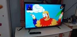 "Smart TV Noblex 42"" - No permuto"