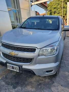 Chevrolet s 10  LT D/C 2014