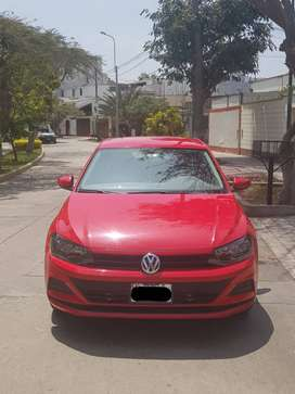 Polo Hatchback 2018 motor 1600 Automatico 11.500kms