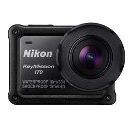 Nikon Key Mission 170 completa como nueva